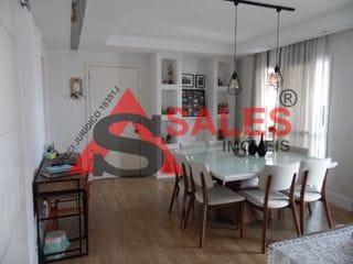 Foto do Apartamento-Apartamento com 3 dormitórios à venda, 136 m² por R$ 1.320.000,00 Localizado na Rua Salvador Simões - Vila Dom Pedro I, São Paulo, SP