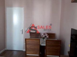 Foto do Apartamento-Apartamento com 1 dormitório à venda, 37 m² por R$ 295.000,00 Localizado na Rua Agostinho Gomes - Ipiranga, São Paulo, SP