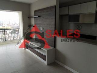Foto do Apartamento-Apartamento com 2 dormitórios à venda, 68 m² por R$ 580.000,00 Localizado na Rua Agostinho Gomes - Ipiranga, São Paulo, SP