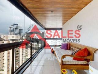 Foto do Apartamento-Apartamento Com 3 Suítes, à venda, 374 m², R$ 4.5000.000,00, Localizado na Rua Luis Molina, nº 110, Jardim Vila Mariana, São Paulo, SP