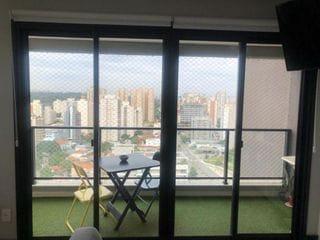 Foto do Apartamento-Studio Locação Estação Gabrielle Campo Belo 1 Vaga
