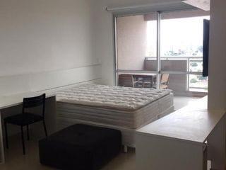 Foto do Apartamento-Apartamento com 1 dormitório para alugar, 34 m² por R$ 3.000,00/mês - Campo Belo - São Paulo/SP