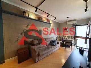Foto do Apartamento-Apartamento com 2 dormitórios à venda, 55 m² por R$ 795.000,00 Localizado na Rua Guarará - Jardim Paulista, São Paulo, SP