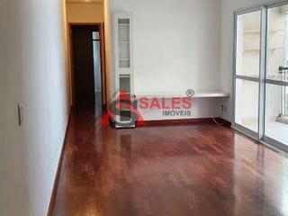 Foto do Apartamento-Lindo aparatamento 70m² com ótima localização, 2 quartos (sendo 2 suítes), lavabo , varanda , armários planejados , aquecimento gás