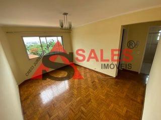 Foto do Apartamento-Apartamento com 2 dormitórios 62 m² à venda, por R$ 415.000,00 e para locação, por 1.500,00 localizado na Alameda dos Guaiós - Planalto Paulista, São Paulo, SP