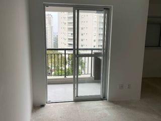 Foto do Apartamento-More na Vila Andrade Apartamento nunca Habitado recém entregue 56 M² 2 dormitórios sendo 1 Suite 1 vaga demarcada