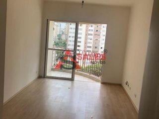 Foto do Apartamento-Lindo apartamento de 88 m², 3 Dormitórios e 2 Vagas, Ótima localização paralela a av. Pompeia, no 9º andar, com dois dormitórios