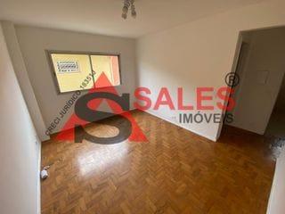 Foto do Apartamento-Apartamento com 2 dormitórios  para locação, 62 m² por R$ 1.400,00/mês localizado na Alameda dos Guaiós -  Planalto Paulista, São Paulo, SP