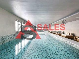 Foto do Apartamento-Apartamento mobiliado para locação, por R$ 3.500,00 com 2 dormitórios, 1 suíte, 1 vaga,  Alameda Olga,300, perto do Metrô Barra Funda, São Paulo, SP