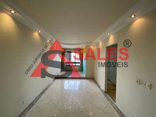 Foto do Apartamento-Lindo  Apartamento 60m²,2 dormitórios,  em andar alto voltado para frente com ótima vista e armários embutidos. Aquecimento central da água .