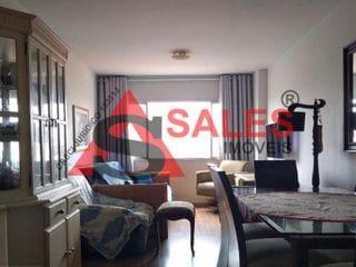 Foto do Apartamento-Excelente apartamento 60m², 1 dormitório, bem arejado, cozinha , banheiro , espaçoso com vista panorâmica em todos os cômodos.