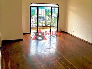 Foto do Apartamento-Lindo apartamento em  excelente estado de conservação com 153 m², vista maravilhosa e permanente, 4 dormitórios, sendo 3 suítes, living para 3 ambientes