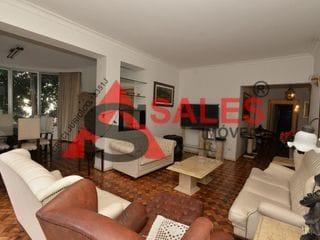Foto do Apartamento-Excelente Apartamento com 2 dormitórios sendo 1 suite  à venda, 239 m² por R$ 2.400.000,00 localizado na Rua Alagoas - Higienópolis, São Paulo, SP