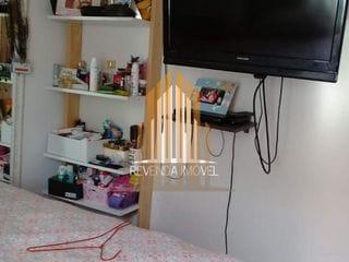 Foto do Apartamento-Apartamento com dois dormitórios, uma vaga, em Jandira