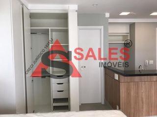 Foto do Apartamento-Apartamento com 1 suíte para locação, 40 m² por R$ 2.950,00/mês Localizado na Rua Paulistânia - Sumarezinho, São Paulo, SP