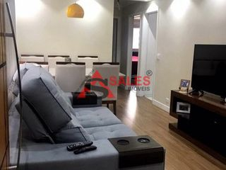Foto do Apartamento-Excelente Apartamento com 2 dormitórios à venda, 66 m² por R$ 510.000,00 localizado na Rua Alcatrazes - Vila da Saúde, São Paulo, SP