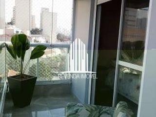 Foto do Apartamento-3 Dormitórios, 2 vagas, 3 banheiros - Cambuci - São Paulo