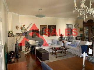 Foto do Apartamento-Apartamento com 3 dormitórios à venda, 166 m² por R$ 1.150.000,00 Localizado na Rua Pedro Pomponazzi - Jardim Vila Mariana, São Paulo, SP