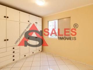 Foto do Apartamento-Apartamento de 1 dormitório, 38m² para locação por R$ 1.550,00/Mês - Localizado na Rua Barão de Tatuí, Santa Cecilia, São Paulo, SP