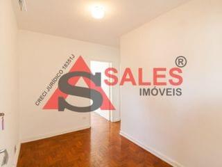 Foto do Apartamento-Apartamento com dois dormitórios, 44m² para locação por R$ 1.750,00/Mês - Localizado na Rua das Palmeiras, Vila Buarque, São Paulo, SP