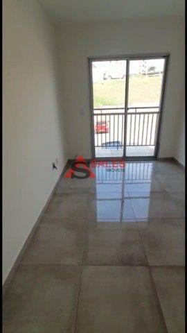 Foto do Apartamento-Apartamento com dois dormitórios 1 wc, com garagem, piscina, playground, sala de ginástica, salão de festas,  à venda, Jardim do Sul, Bragança Paulista, SP
