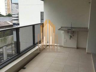 Foto do Apartamento-Apartamento dormitório  com 1 vaga na Barra Funda