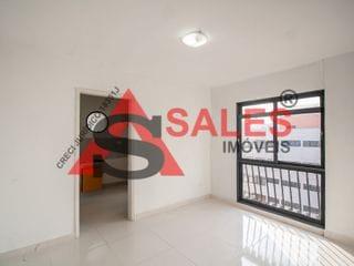 Foto do Apartamento-Apartamento para locação com 70m², 02 dormitórios, 01 vaga de garagem, por R$ 1.100,00. Alameda Ribeiro da Silva - Campos Elíseos