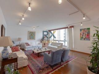 Foto do Apartamento-Apartamento à venda 3 Quartos, 1 Suite, 2 Vagas, 250M², Higienópolis, São Paulo - SP