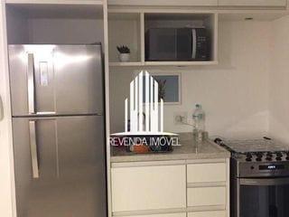 Foto do Apartamento-1 dormitório com 1 suíte e 1 vaga na Consolação.