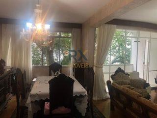 Foto do Apartamento-Apartamento à venda 3 Quartos, 1 Vaga, 220M², Higienópolis, São Paulo - SP