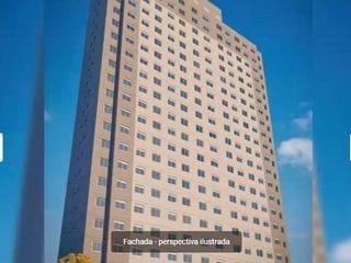 Foto do Apartamento-Apartamento com 1 dormitório à venda, 26 m² por R$ 158.360,00 - Cambuci - São Paulo/SP