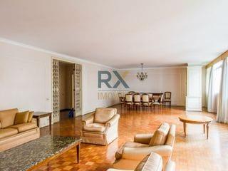 Foto do Apartamento-Apartamento à venda 3 Quartos, 1 Suite, 2 Vagas, 340M², Higienópolis, São Paulo - SP