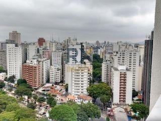 Foto do Apartamento-Apartamento à venda e locação 2 Quartos, 2 Suites, 2 Vagas, 110M², Higienópolis, São Paulo - SP