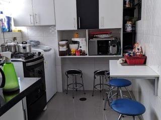 Foto do Apartamento-Apartamento à venda, 50 m² por R$ 280.000,00 - Bela Vista - São Paulo/SP