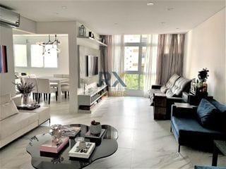 Foto do Apartamento-Apartamento à venda 3 Quartos, 1 Suite, 1 Vaga, 121M², Santa Cecília, São Paulo - SP
