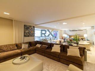 Foto do Apartamento-Apartamento à venda 4 Quartos, 4 Suites, 8 Vagas, 337M², Perdizes, São Paulo - SP