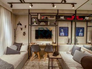 Foto do Apartamento-Apartamento à venda 1 Quarto, 35M², Perdizes, São Paulo - SP