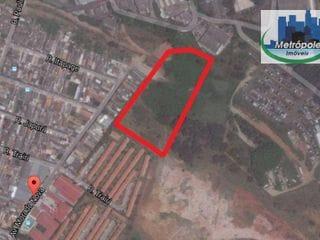 Foto do Área-Área comercial para venda e locação, Jardim Ottawa, Guarulhos.