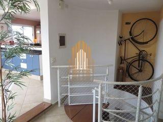 Foto do Apartamento Triplex-Apartamento 275m², 3 dormitórios, 1 suíte e 3 vagas - BROOKLIN