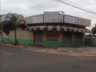 Foto do Barracão-salão Jd São Pedro, Hortolândia - BA0007.