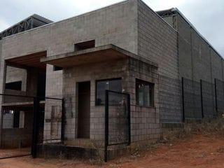 Foto do Barracão-Barracões industriais Valinhos.