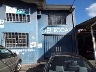 Foto do Barracão-Barracão Bonfim, Campinas.