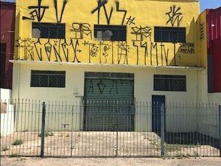 Foto do Barracão-Barracão Jd das Bandeiras, Campinas.