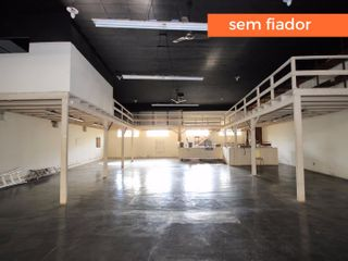 Foto do Barracão-Barracão comercial para locação, Centro, Bragança Paulista/SP