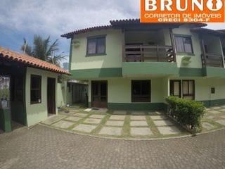 Foto do Casa-Casa em Condomínio para Venda em Guarapari / ES no bairro Enseada Azul, 3 quartos 2 vagas, a poucos passos da praia da peracanga excelente local