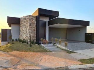 Foto do Casa-Casa nova à venda, no cond. Residencial Villa de León, Piratininga, SP, casa completa, na avenida!