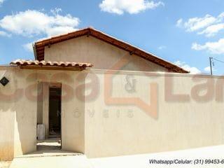 Foto do Casa-Conheça esta belíssima casa, no Bairro Floresta Encantada II ! Lindo imóvel de 3 dormitórios (sendo 1 suíte), com 2 banheiros, esperando por você!