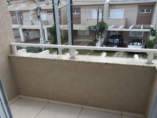 Foto do Casa-Vende-se sobrado - Residencial Bougain Ville.
