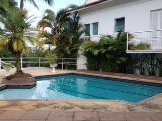 Foto do Casa-Linda Casa com 5 dormitórios à venda - Vila de São Fernando - Cotia/SP