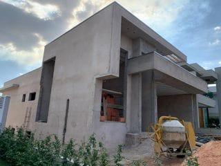 Foto do Casa-Excelente casa de 248m2 no condomínio Terra Magna, Reserva do Bom Viver, Indaiatuba/SP.  3 suítes, 1 suite master com closet, sacada em 2 quartos.